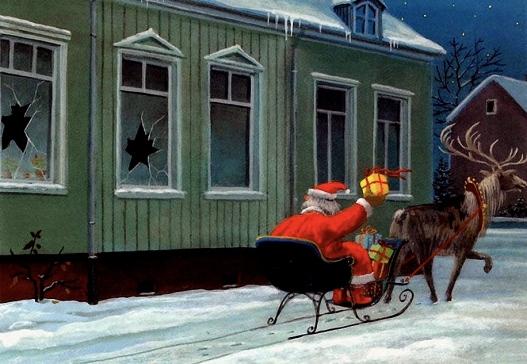 Gerhard Glück - Santa Claus 2