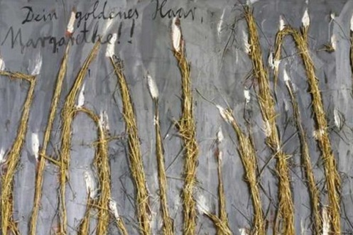 7-Anselm-Kiefer-Dein-Goldenes-Haar-Margarete-Your-Golden-Hair-Margarete-1981-1